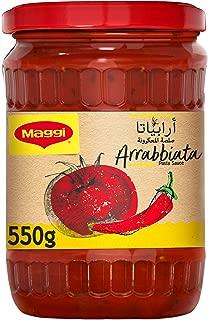 Maggi Pasta Cooking Sauce, Arrabiata, 550g