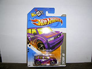 2012 Hot Wheels HW Code Cars '12 Scion xB 5/22 230/247 Scan & track