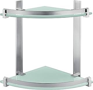 D25mm. per Tende 240x200cm 170x80cm Gedy Asta Doccia angolare in Alluminio