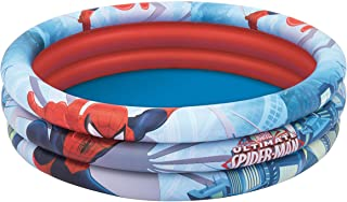 Bestway Spiderman 3 Ring Pool, 48 x 12 Inch, 98018
