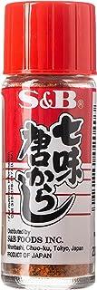 S & B Japanese 7 Flavours Seasoning Mix ,15 g