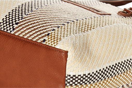 Tobacco Batik Woven