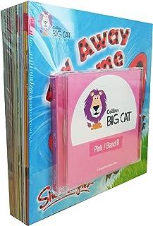 柯林斯大猫 经典粉红系列 BIG CAT SET PINK B 英语分级读物
