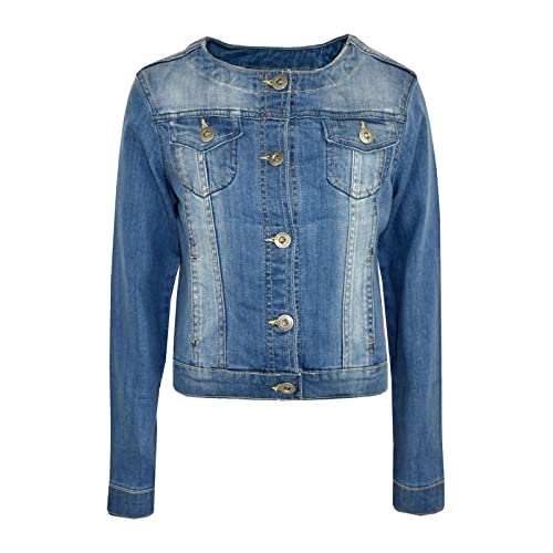 dd7d50c24032 Kids Denim Jacket  Amazon.co.uk