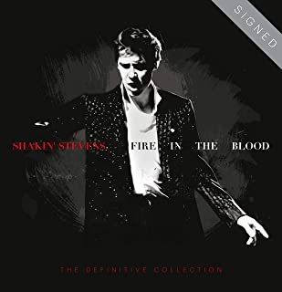 Fire in the Blood: The Definitive Collection (Limited Edition)
