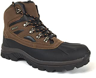 LABO Men's Waterproof Working Boot
