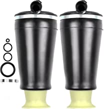 SCITOO Air Suspension Spring 2Pcs Rear Suspensions Bags Replacement Airmatic fit for 1992-2011 Ford Crown Victoria,1990-2011 Lincoln Town Car,1990-11 Mercury Grand Marquis