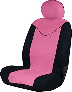 Car Accessories Seats Covers Black/Pink