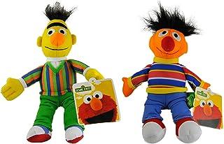 6015e875f9 Sesamstrasse Plüschfiguren-Set Ernie + Bert ca. 22 cm