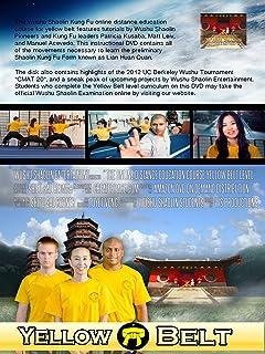 Wushu Shaolin Kung Fu : Yellow Belt