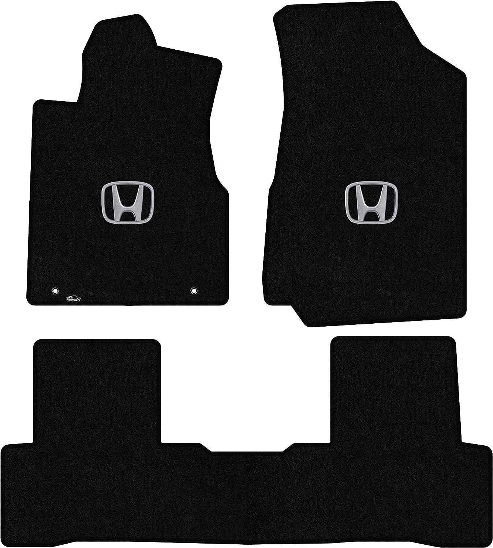 Lloyd Mats Custom Fit Floor Direct sale of manufacturer LogoMa CR-V Virginia Beach Mall 2007-2011 Honda for