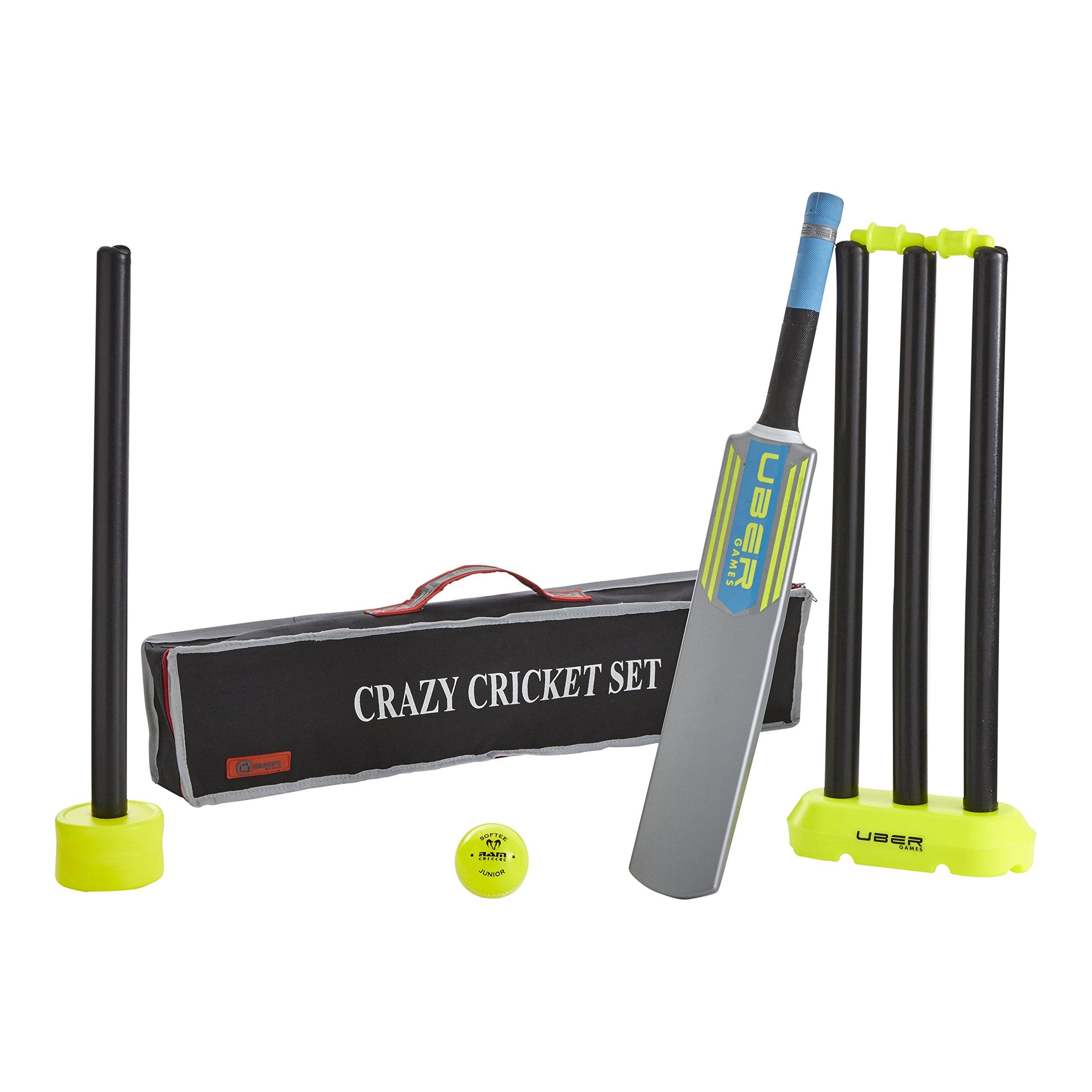 Uber Wooden Cricket Set Size 6 bat