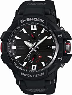 Casio G-shock Sky Cockpit Tough Solar Radio Controlled Multiband 6 Gw-a1000-1a