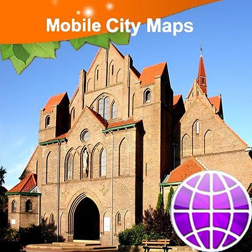 Hengelo, Enschede and Oldenzaal Street Map