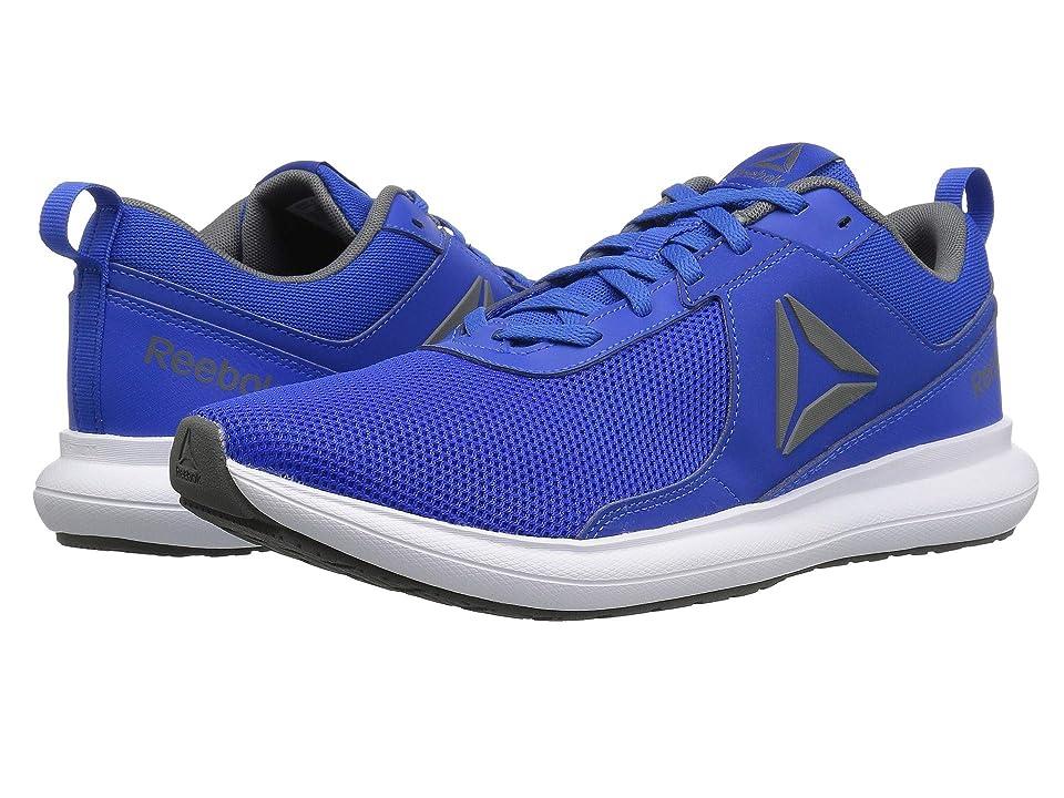 Reebok Driftium Run (Vital Blue/Black/White/Alloy) Men