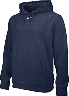 Mens Team Club Fleece Pullover Hooded Sweatshirt