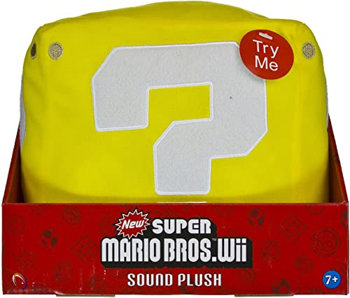 Super Mario Bros. Wii  ark Sound Plush