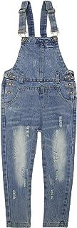 جیب شلوار جین سوراخ قابل تنظیم پیراهن دخترانه Abalacoco ، شلوار جین