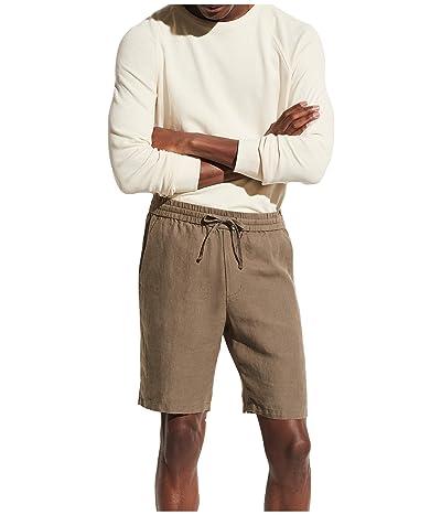 Vince Lightweight Shorts (Deep Olive) Men