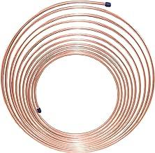 Nickel/Copper Brake Line Tubing Coil, 3/16