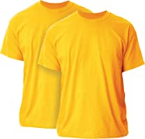 GILDAN Mens Ultra Cotton Adult T-Shirt, 2-Pack T-Shirt
