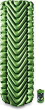 KLYMIT STATIC V Sleeping Pad, Lightweight, Outdoor Sleep Comfort for Backpacking, Best Camping Gear, Great for Hiking, Inf...
