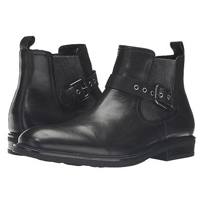 Blondo Gas Waterproof (Black Leather) Men