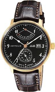 [ツェッペリン]ZEPPELIN 腕時計 Hindenburg グレー文字盤 7064-2 メンズ 【並行輸入品】