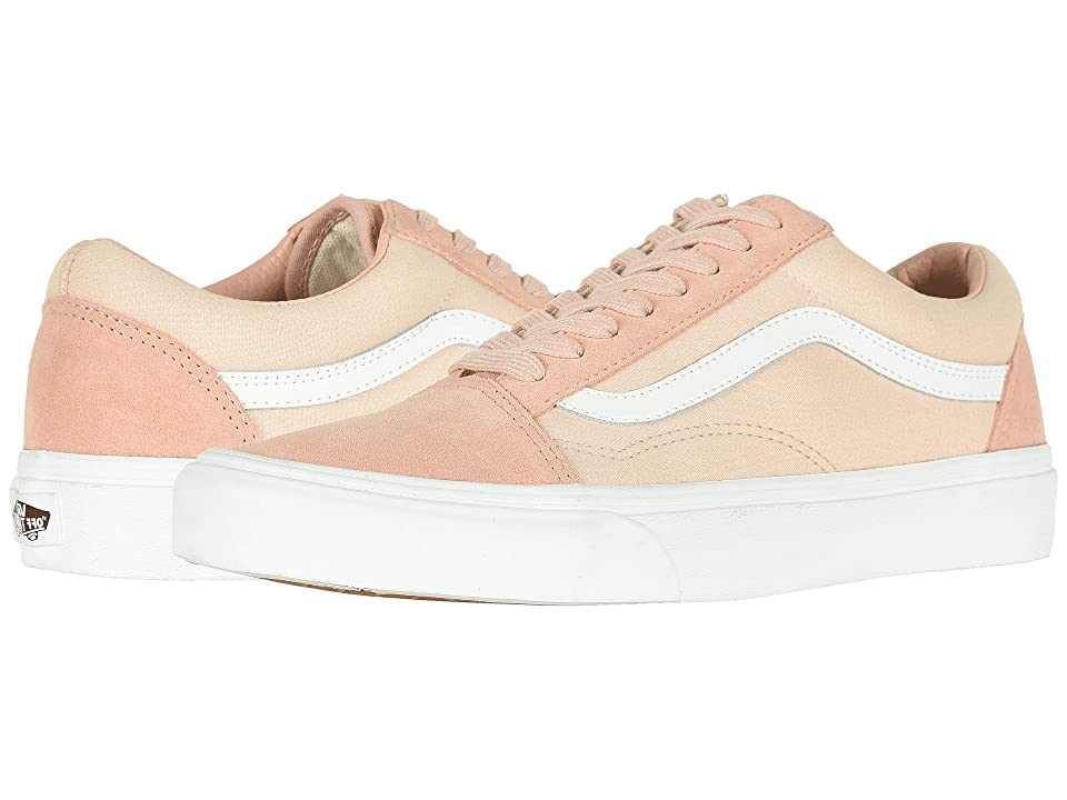 Vans Old Skooltm ((Suiting) Evening Sand/True White) Skate Shoes