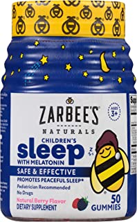 sleep gummies by Zarbee's Naturals