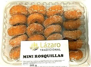 comprar comparacion Lázaro Mini Rosquillas Artesanas 20 Unidades, 300G. 300 g