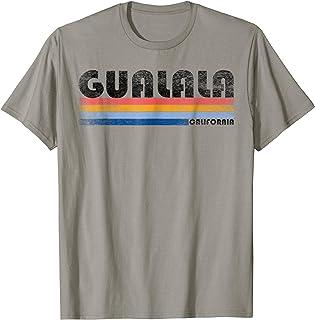 Vintage Retro 70s 80s Gualala CA T Shirt