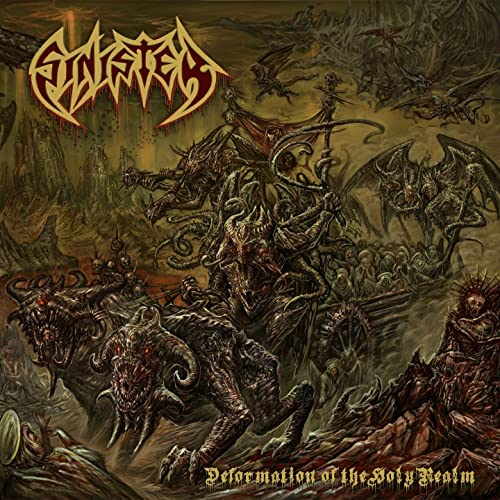 Deformation of the Holy Realm [Explicit]