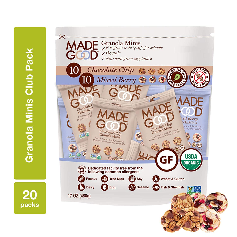 Mixedpack Max 64% Max 69% OFF OFF Granola Minis 20 Count