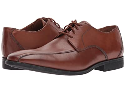 Clarks Gilman Mode (Dark Tan Leather) Men