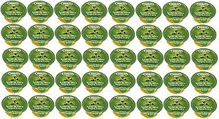 40 unidades Monodosis en tarrina de 10 ml (Aceite o Vinagre) (40 unidades Aceite de oliva Virgen extra)