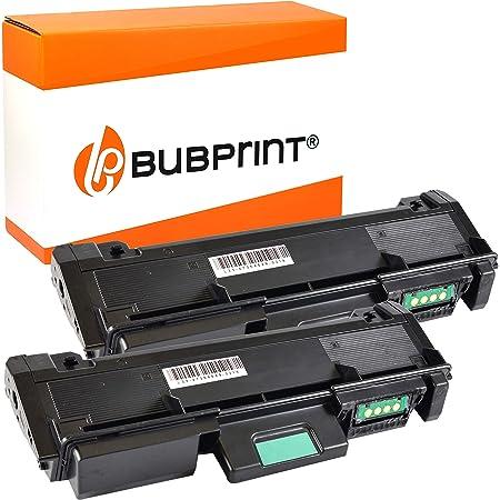 2 Bubprint Toner Kompatibel Für Samsung Mlt D116l Xpress M2625d M2675f M2675fn M2825dw M2825nd M2835dw M2875dw M2875fd M2875fw M2885 M2885fw Schwarz Bürobedarf Schreibwaren