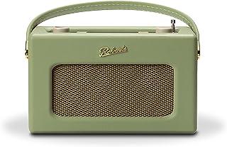 Roberts Revival RD70 FM/DAB/DAB+ Digital Radio with Bluetooth - Leaf(Green)