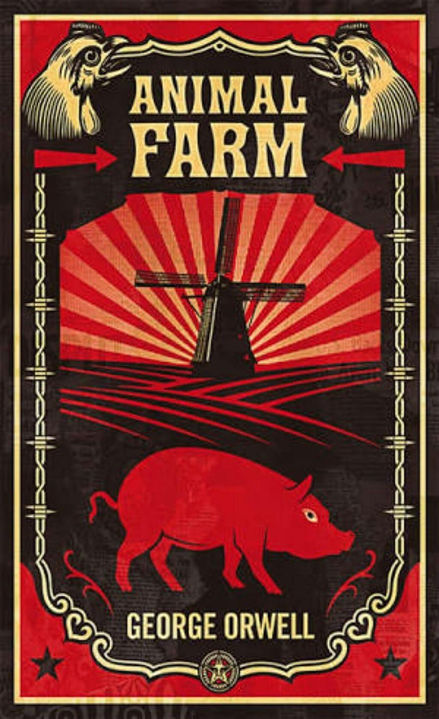 穴助言する繁栄するAnimal Farm (English Edition)