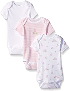 Little Me Girls' 3-Pack Bodysuits