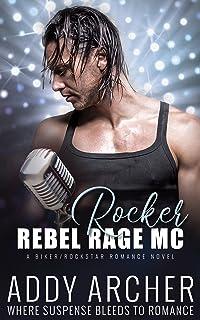 Rebel Rage MC Rocker (English Edition)