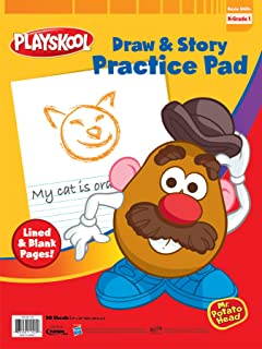 Playskool 9 x 12-Inch Draw and Story Pad