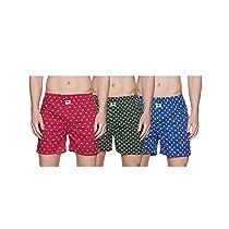 [Size XXL] Amazon Brand – Symbol Men Boxer Shorts