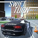 Delta Police Car Drift Drive-r