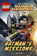 LEGO® DC Comics Super Heroes: Batman's Missions (DK Reads Beginning To Read)