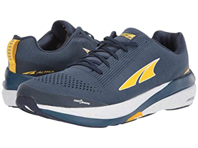 Altra Footwear Paradigm 4.5 (Blue/Yellow) Men