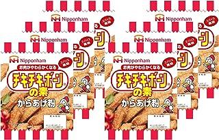 日本ハム チキチキボーンの素 100g×6パック