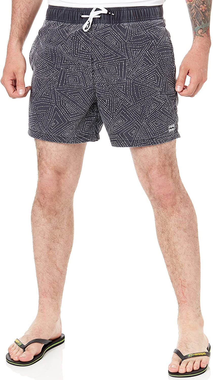 Billabong Black Sundays - 16 Inch Swimming Shorts