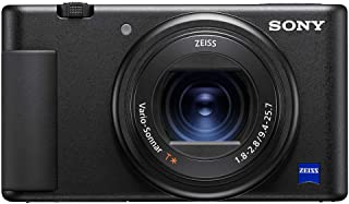 Sony New - ZV1 - Vlog Camera,Black
