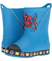 Crocs Kids Bump It Spiderman Boot (Toddler/Little Kid)